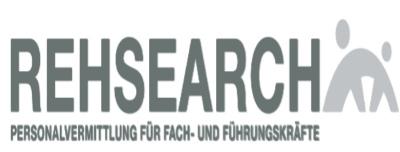 REHSEARCH - eine Sparte der Rehbach Gruppe GmbH-Logo