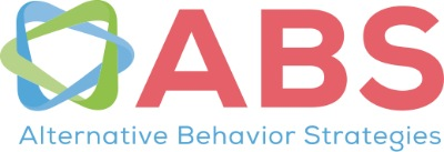 Alternative Behavior Strategies