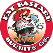Logo Fat Bastard Burrito