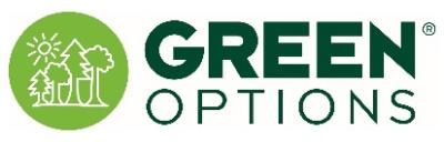 Green Options logo