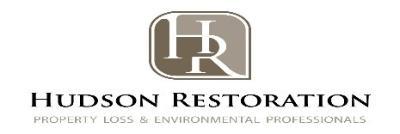Logo Hudson Restoration