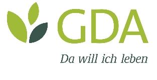 Gesellschaft für Dienste im Alter mbH (GDA)-Logo