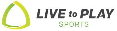 Live To Play Sports logo