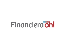 logotipo de la empresa FINANCIERA OH!
