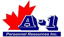 A-1 Personnel Resources Inc
