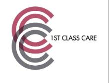 1st Class care logo