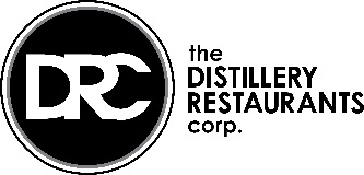 The Distillery Restaurants Corp