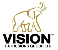 Logo Vision Extrusions Group