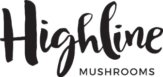 Logo Highline Mushrooms