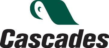 Cascades Recovery + (Cascades Inc.)