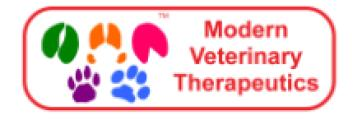 Modern Veterinary Therapeutics
