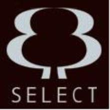 Logo van B&Bselect