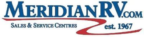 MERIDIAN RV SALES & SERVICE CENTRES logo