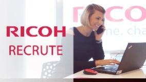 Ricoh: accéder à la page entreprise