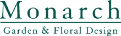 Monarch Garden & Floral Design logo