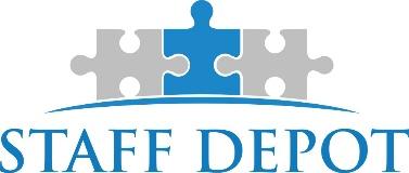 Staff Depot logo