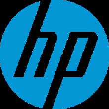 日本ヒューレット・パッカード株式会社のロゴ
