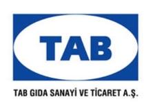 TAB GIDA'in logosu