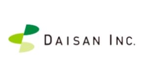 ダイサン株式会社のロゴ