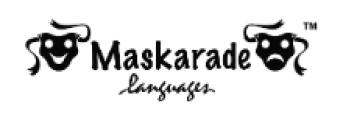 MASKARADE LANGUAGES logo