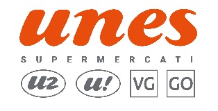 Logo Unes Supermercati