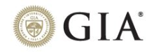 Logo Gemological Institute of America