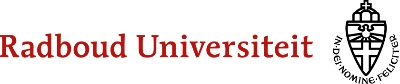 Logo van Radboud Universiteit