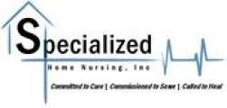 Specialized Home Nursing, Inc. logo