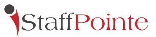StaffPointe logo