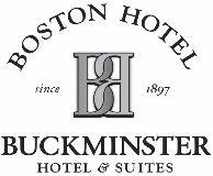 Buckminster Hotel
