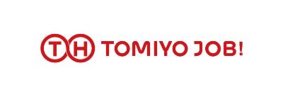 株式会社TOMIYO JOBのロゴ