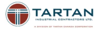 Tartan Industrial Contractors Ltd logo