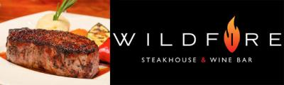 WILDFIRE STEAKHOUSE logo