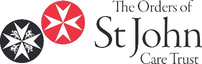 The Orders of St Johns Care Trust logo