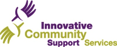 Innovative Community Support Services logo