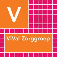 Logo van ViVa! Zorggroep