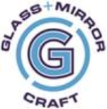 Glass and Mirror Craft logo