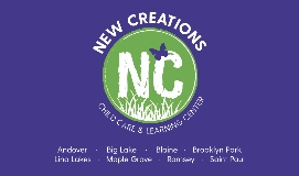 New Creations Child Care & Learning Center