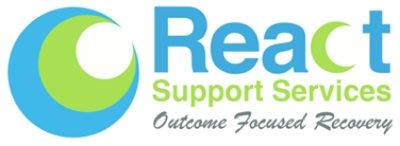 React Support Services Ltd logo