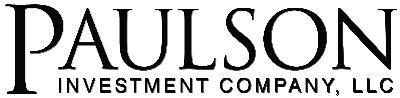 Paulson Investment Company, LLC