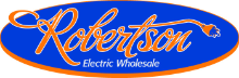 Robertson Electric Wholesale logo