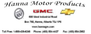 Hanna Motor Products