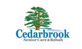 Cedarbrook Senior Care & Rehab logo