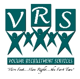 Volume Recruitment Services LLC