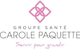 Logo Groupe santé Carole Paquette