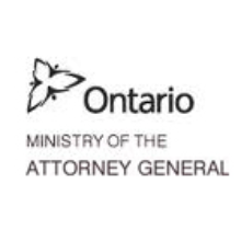 Ministry of the Attorney General logo