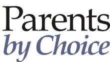 Parents by Choice logo