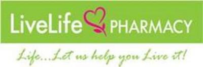 LiveLife Pharmacy logo