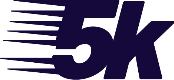5k Fibres logo