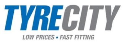 Tyre City logo